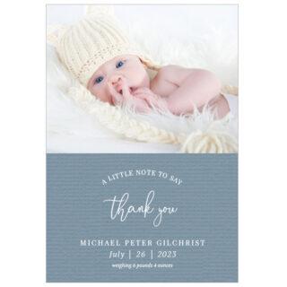 A Little Note – Boy